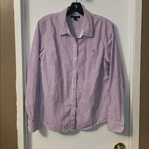 Classic Striped Tommy Hilfiger Button Down